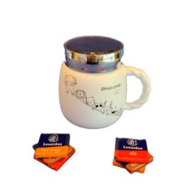 Κούπα κεραμικής πορσελάνης – M16