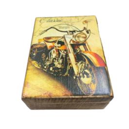 Ξύλινο διακοσμητικό κουτί – SD15