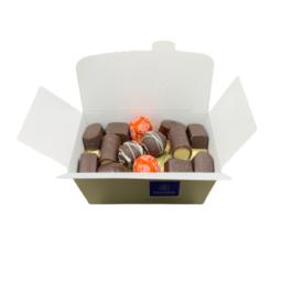 Μπαλοτέν κλασικό 500γρ Σοκολάτα Υγείας (Μαύρη) – BC0208