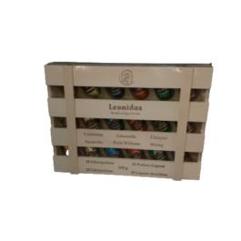 Ξύλινη κασετίνα Leonidas – OV2104