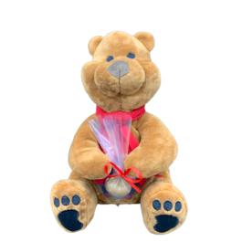 Λούτρινος αρκούδος LEONIDAS  – VL2128