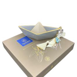 Σύνθεση δώρου σε xάρτινη κασετίνα  SD2146