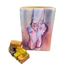 Ξύλινο διακοσμητικό κουτί πουέντ SD2152